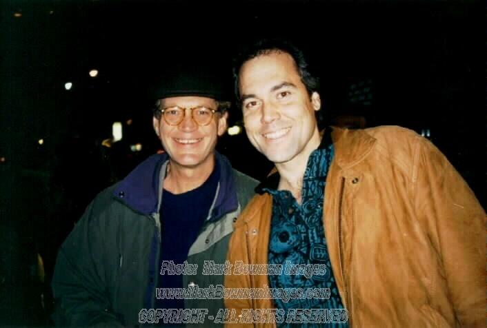 David Letterman NYC 1995